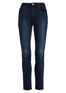 MOUSSY Vintage Crawford Rebirth High Waist Ankle Skinny Jeans