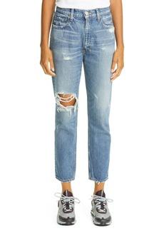 MOUSSY Vintage Marshall Boyfriend Skinny Jeans