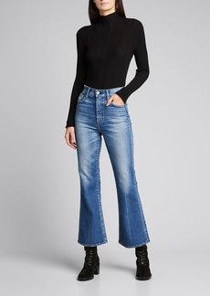 MOUSSY VINTAGE MV Blairs Stretch Flare Jeans