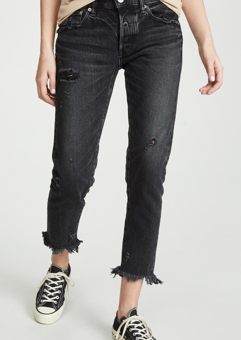 MOUSSY VINTAGE MV Kelley Tapered Jeans