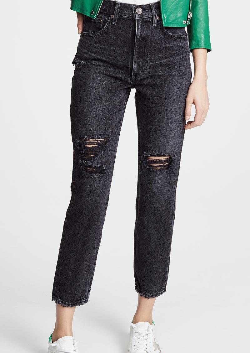 MOUSSY VINTAGE MV Stuart Boy Skinny Jeans