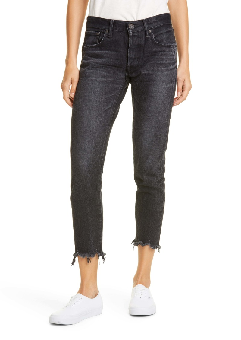 MOUSSY Vintage Staley Tapered Ankle Jeans
