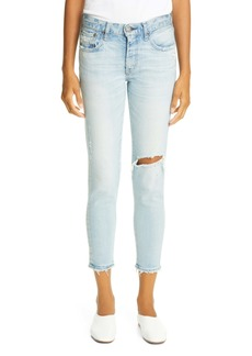 MOUSSY Vintage Vivian Ripped Skinny Jeans