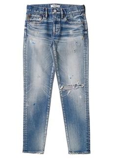 Moussy MV Dixie Distressed Skinny Jeans