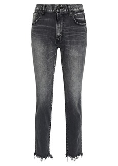 Moussy Westcliffe High-Rise Skinny Jeans