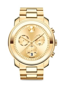 Movado Bold Chronograph Bracelet Watch