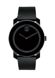 Movado Bold TR90 Stainless Steel Watch
