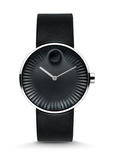 Movado Edge Stainless Steel Watch