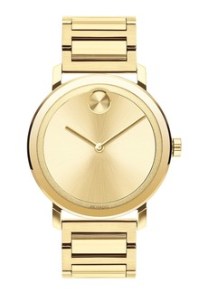 Movado Men's 40mm Bold Evolution Watch  Gold