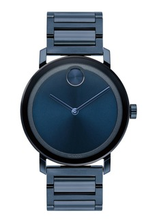 Movado Men's 40mm Bold Evolution Watch  Blue