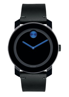 Movado Men's 42mm Bold Two-Hand Watch  Gray