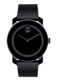 Movado Men's 43mm Bold Two-Hand Watch