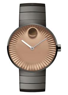Movado Men's 'Edge' Bracelet Watch, 40mm