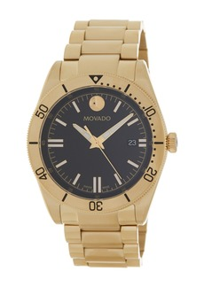 Men's Movado Sport Series PVD Watch, 41mm