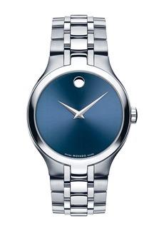 Movado Men's Museum Bracelet Watch, 38mm