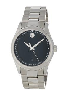 Movado Men's Museum Swiss Quartz Bracelet Watch, 49mm