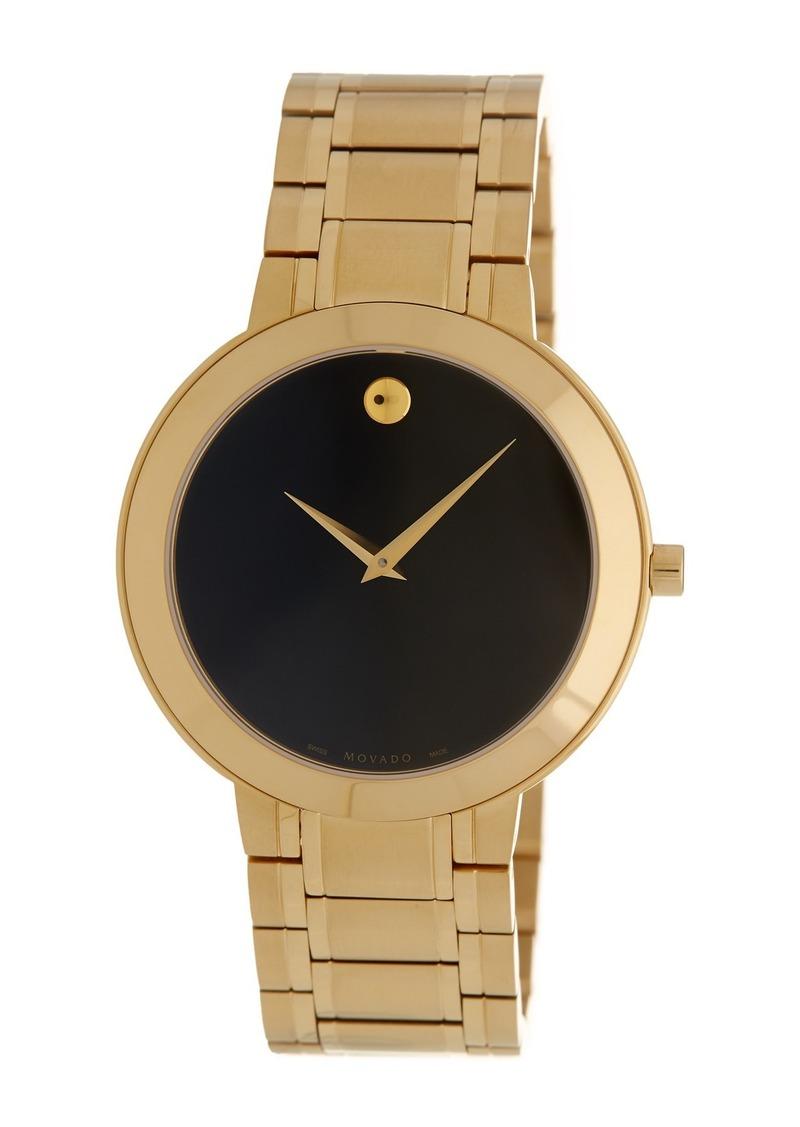 Movado Men's Stiri Bracelet Watch, 40mm