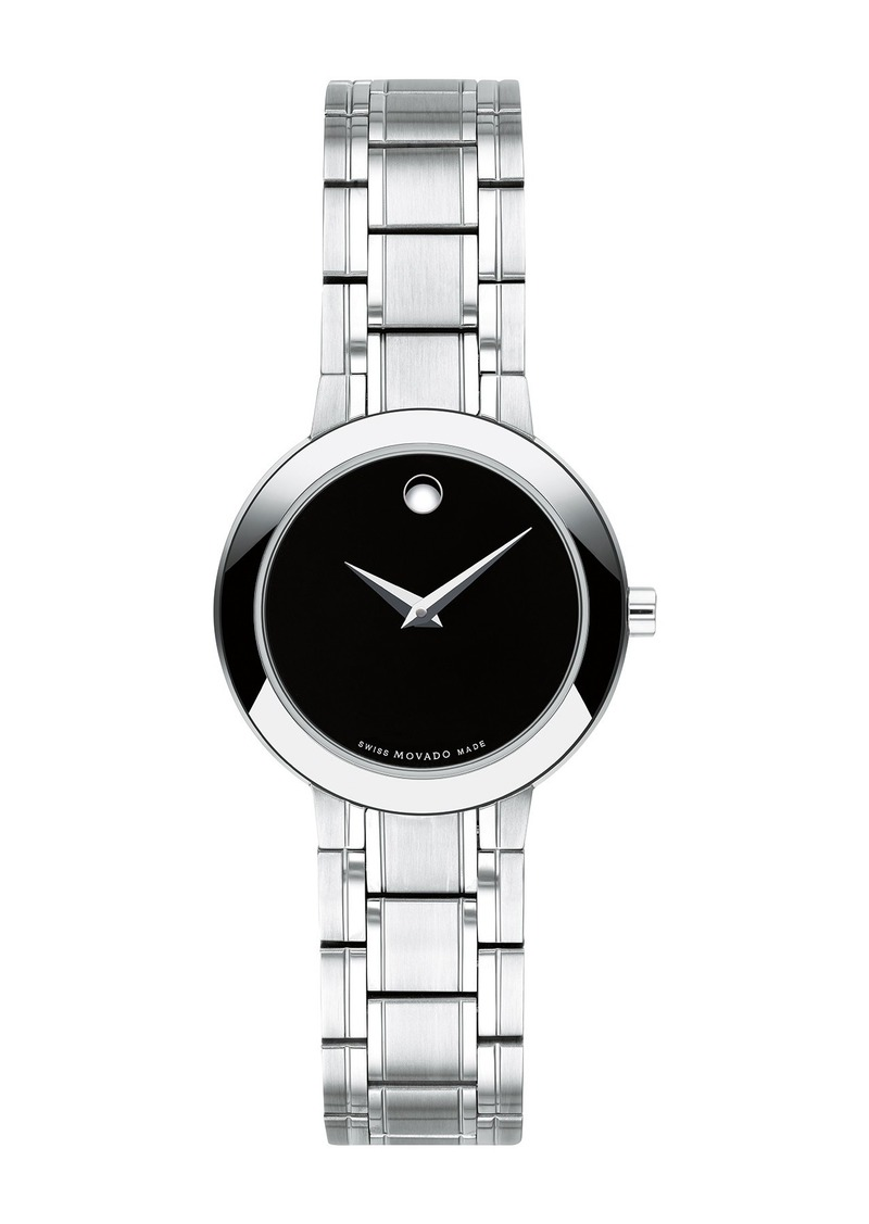 Movado Men's Stiri Bracelet Watch, 40mm