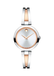Movado Aleena Bangle Watch, 27mm