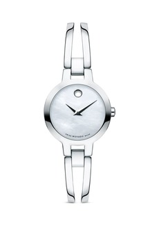 Movado Amorosa Bangle Watch, 24mm