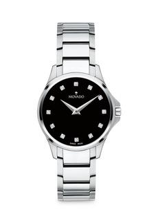 Movado Ario Diamond Watch, 28mm