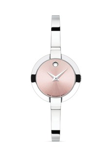 Movado Bela Stainless Steel Watch, 25mm
