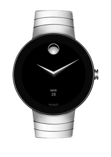 Movado Connect Stainless Steel Bracelet Smartwatch