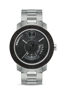 Movado BOLD Dual Time Watch, 43.5mm