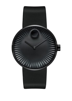 Movado Bold Edge Stainless Steel Watch