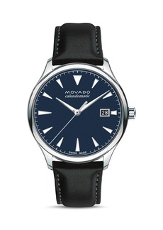 Movado BOLD Heritage Series Calendomatic Watch, 40mm