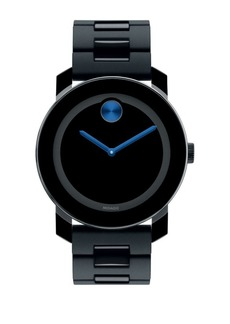 Movado BOLD Large Watch/Blue