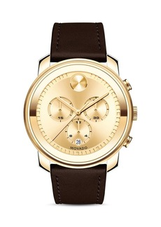 Movado BOLD Large Metals Chronograph, 44mm