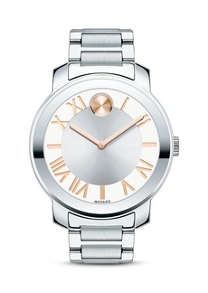 Movado BOLD Luxe Stainless Steel Watch, 39mm