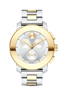 Movado BOLD Two-Tone Chronograph, 38mm
