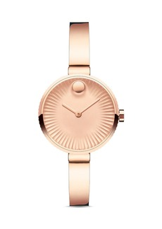 Movado Edge Watch, 28mm