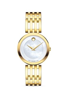 Movado Esperanza Mother-Of-Pearl Watch, 28mm