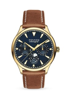 Movado Heritage Celestograf Watch, 36mm