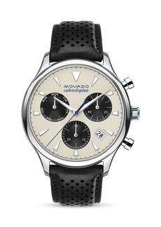 Movado Heritage Chronograph, 43mm