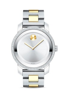 Movado Heritage Two-Tone Watch, 36mm