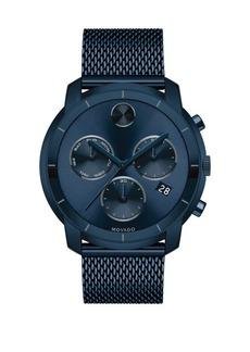 Ionic Plated Steel Chronograph Watch