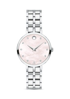 Movado Kora Diamond Watch, 28mm
