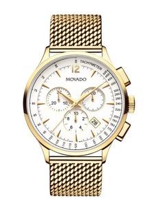 Movado Movado Circa Stainless Steel Chronograph Watch