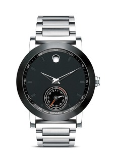 Movado Museum Sport Motion Smartwatch, 44mm