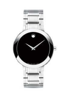 Movado Stiri Stainless Steel Watch, 40mm