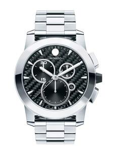 Movado Vizio Quartz Chronograph Watch