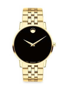 Movado Museum Classic Stainless Steel Bracelet Watch