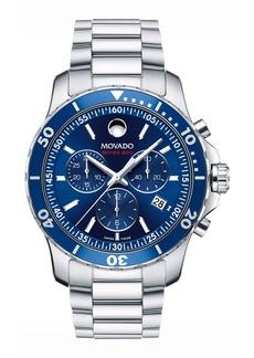 Movado Series 800 Chronograph Watch