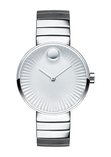 Movado Women's Edge Swiss Quartz Bracelet Watch, 34mm