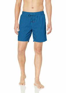 Mr. Swim Men's Cabana Stripe  XXL