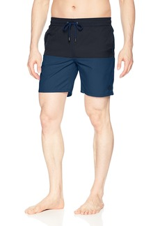 Mr. Swim Men's Color Block  L